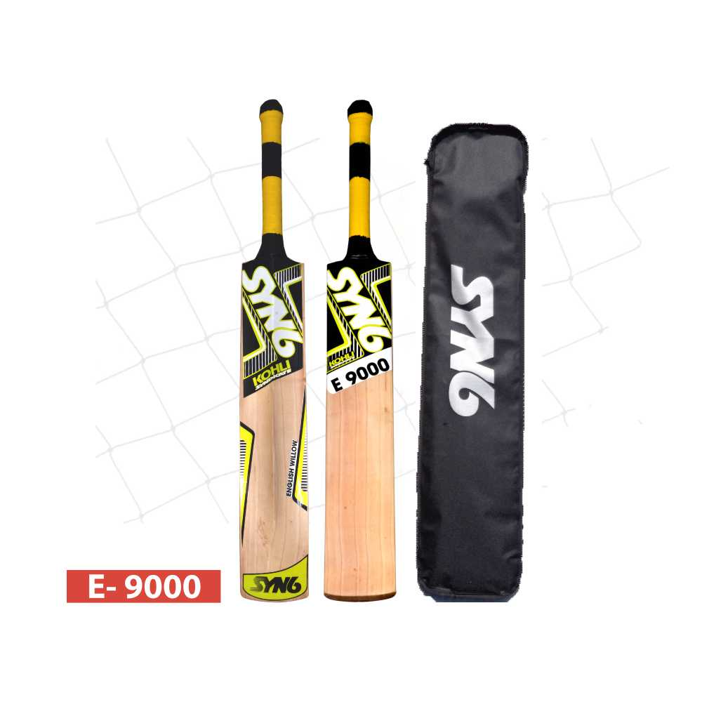 E-9000 Cricket Bat