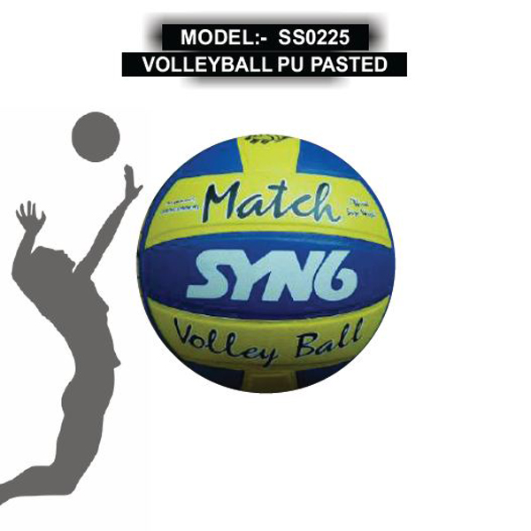 SS0225 VOLLEYBALL PU PASTED