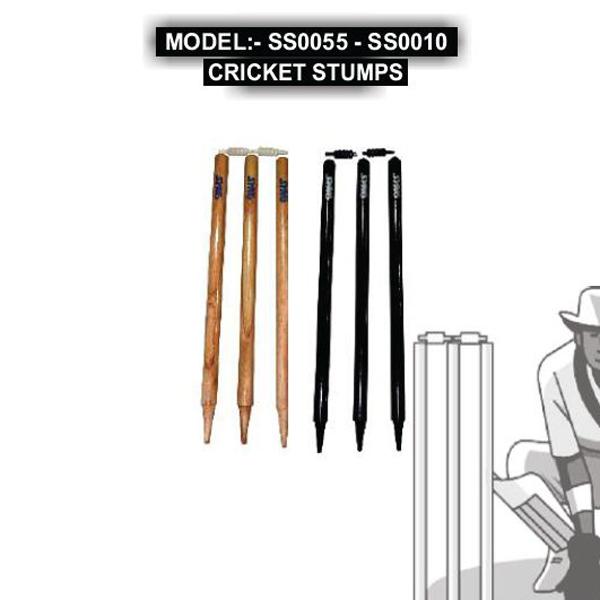 SS0055 - SS0010 CRICKET STUMPS