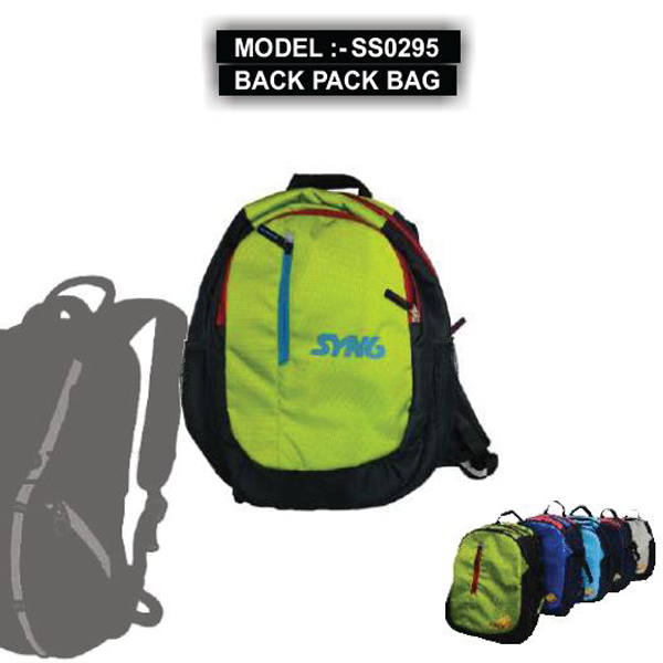 SS0295 BACK PACK BAG